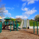 Robbins Farm Park playground Arlington