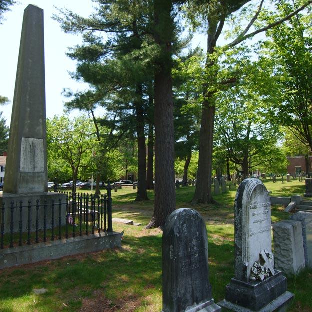 The Old Burying Ground