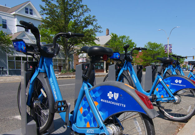 Arlington MA electric bikes