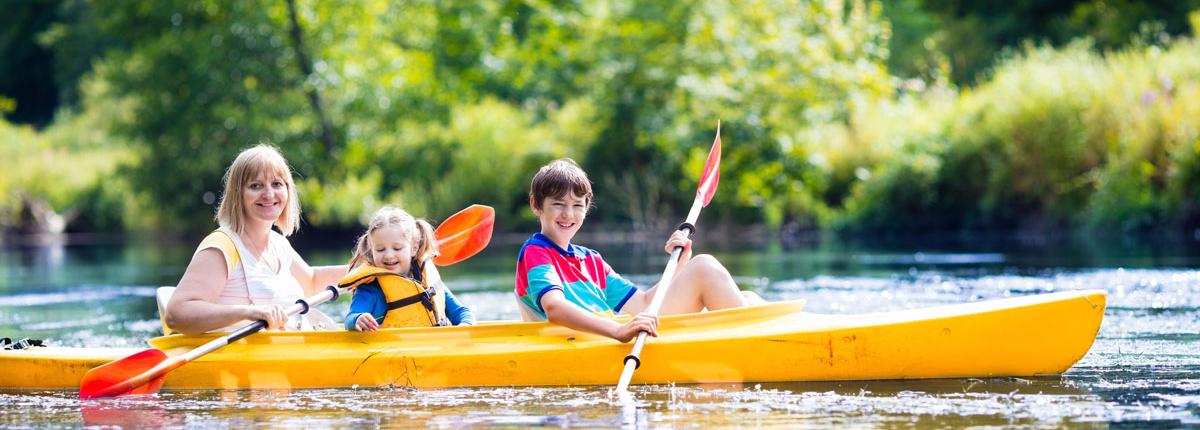 Arlington massachusetts kayak